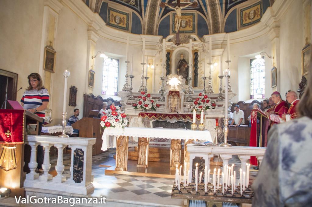 Compiano (211) Santa Messa San Terenziano
