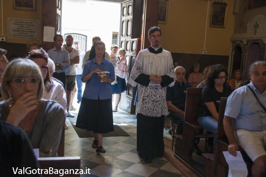 Compiano (216) Santa Messa San Terenziano