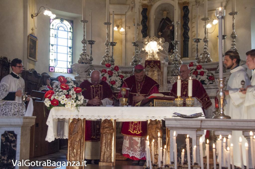 Compiano (257) Santa Messa San Terenziano