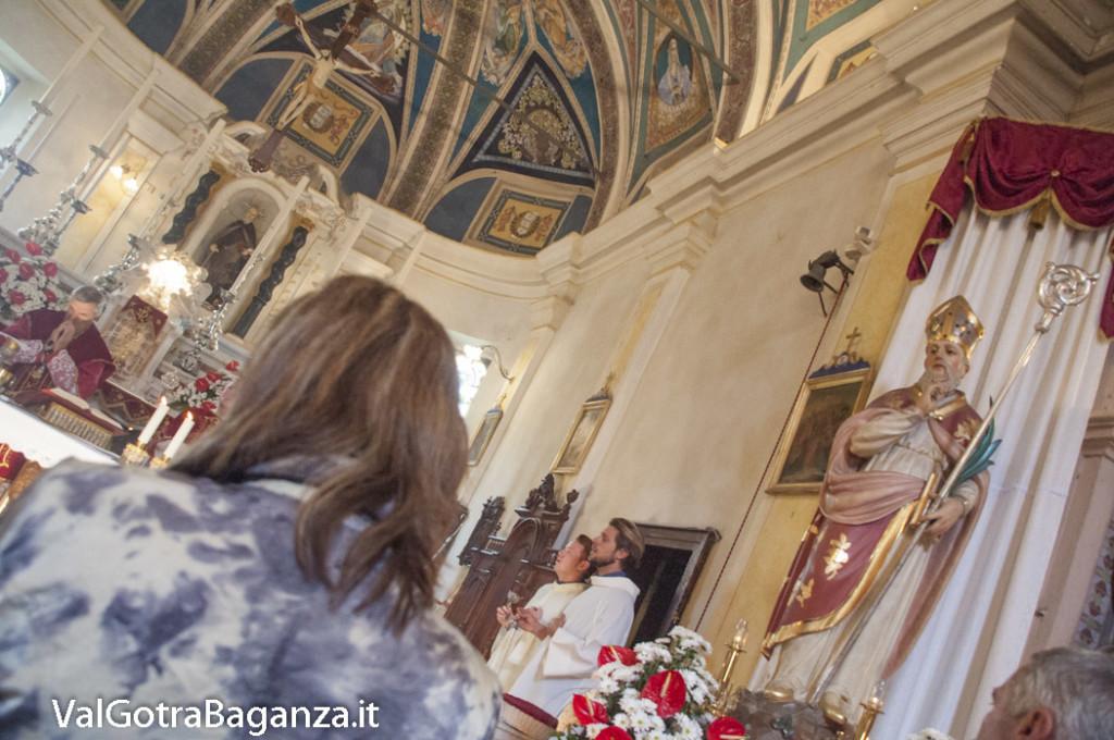 Compiano (287) Santa Messa San Terenziano