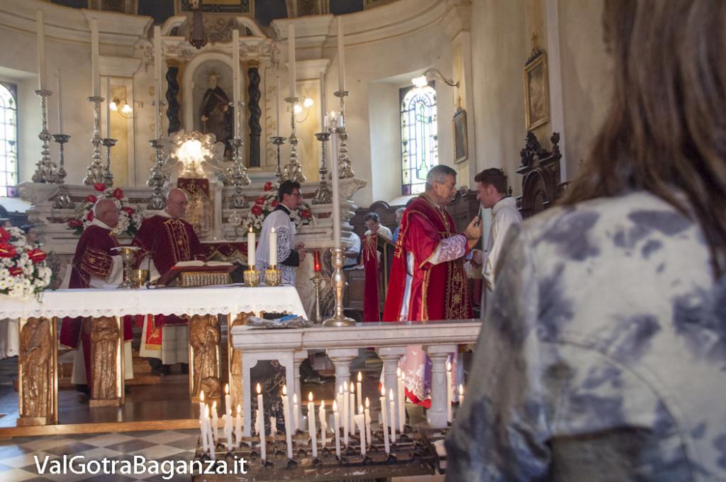 Compiano (303) Santa Messa San Terenziano