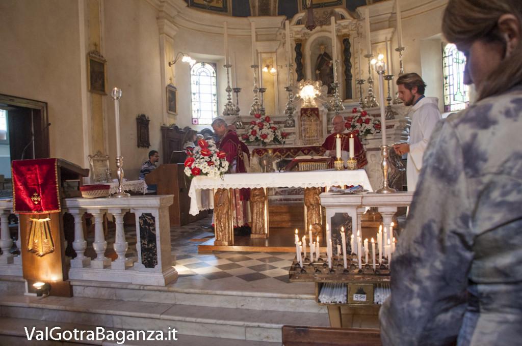 Compiano (316) Santa Messa San Terenziano