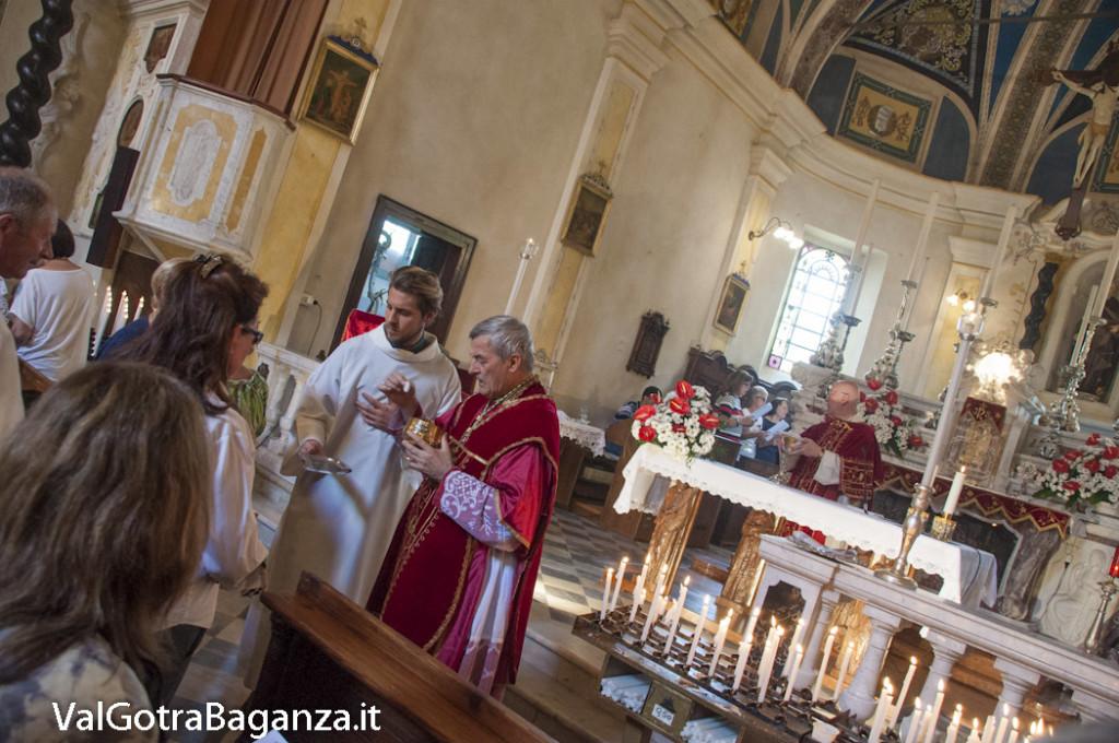 Compiano (322) Santa Messa San Terenziano