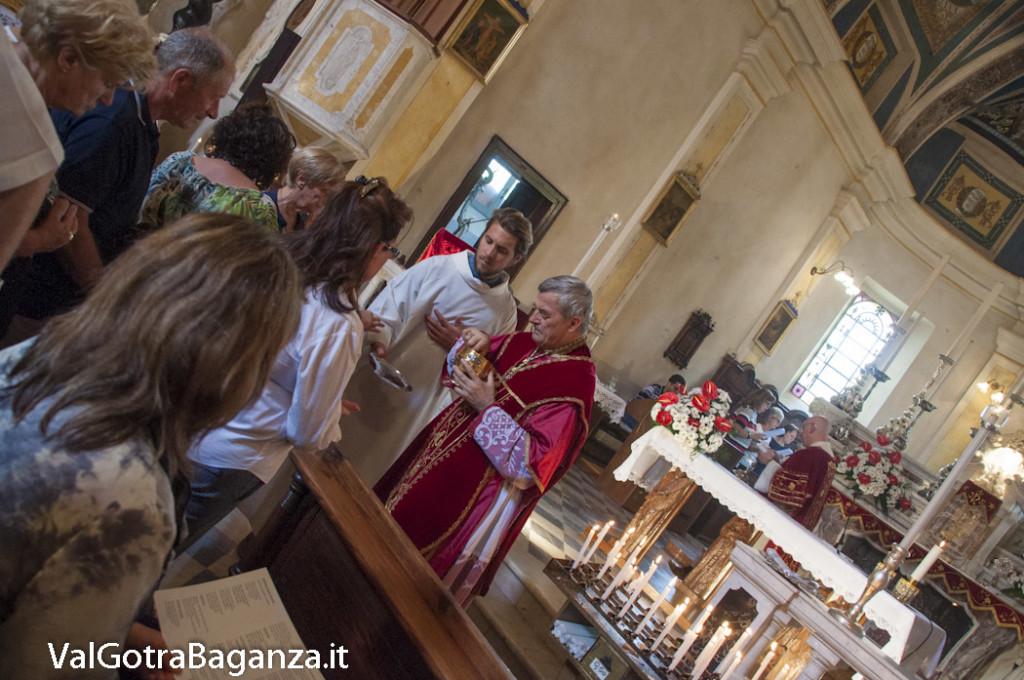 Compiano (323) Santa Messa San Terenziano