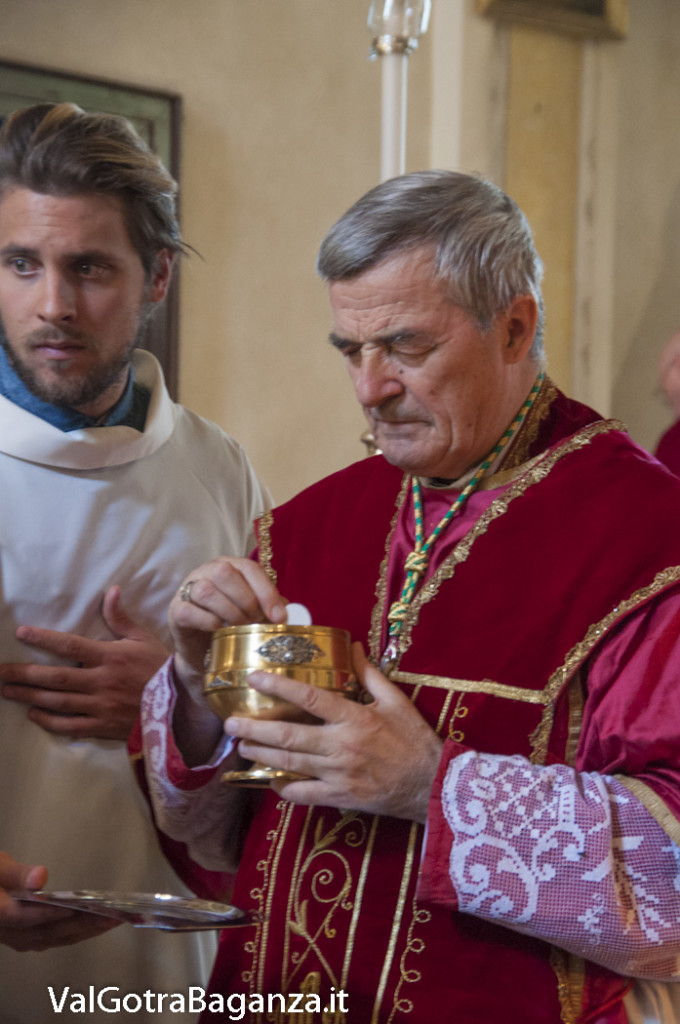 Compiano (326) Santa Messa San Terenziano