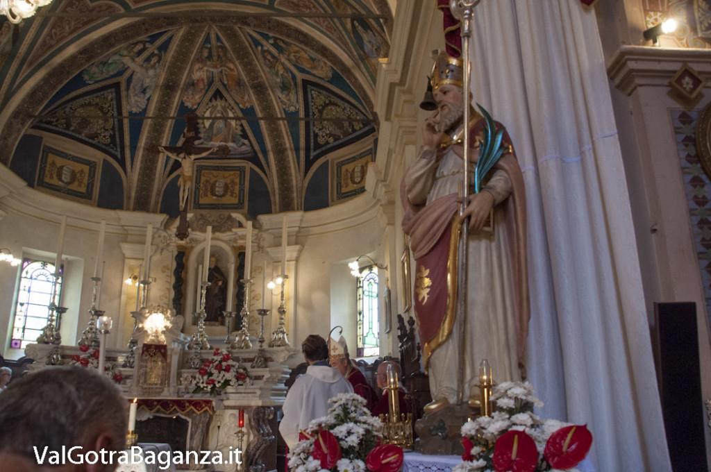 Compiano (333) Santa Messa San Terenziano