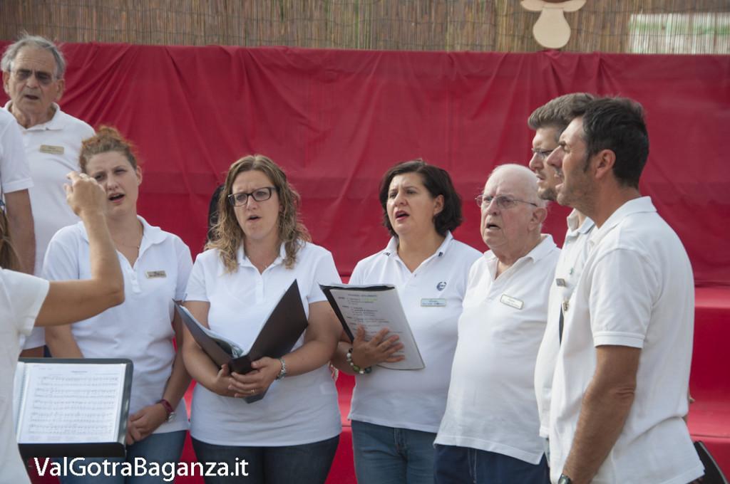 Coro Voci della Val Gotra (155) Fiera Fungo Porcino Albareto