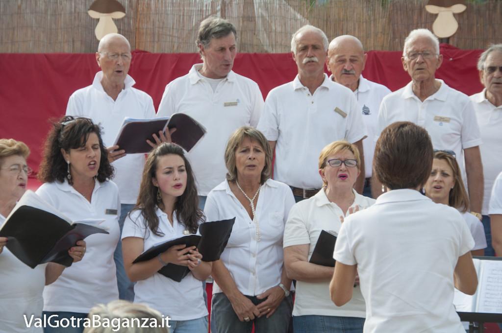 Coro Voci della Val Gotra (157) Fiera Fungo Porcino Albareto