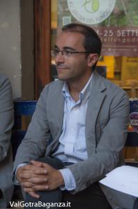 Diego Rossi Sindaco Borgotaro
