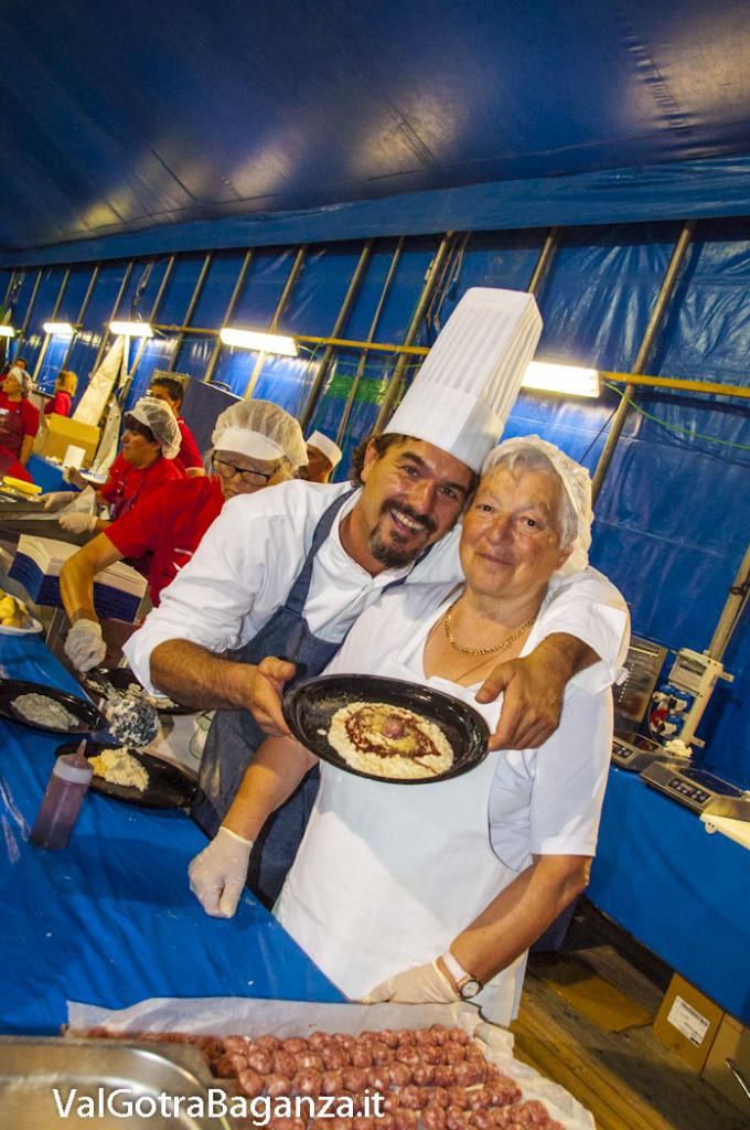 Fiera Fungo Porcino Albareto (129) Chef Cristian Broglia