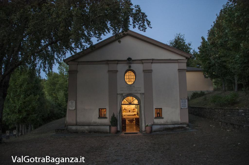 Madonna del Faggio (105) Compiano -Tornolo