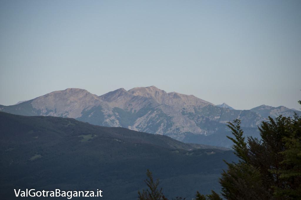 Panorama (144) Monte Orsaro