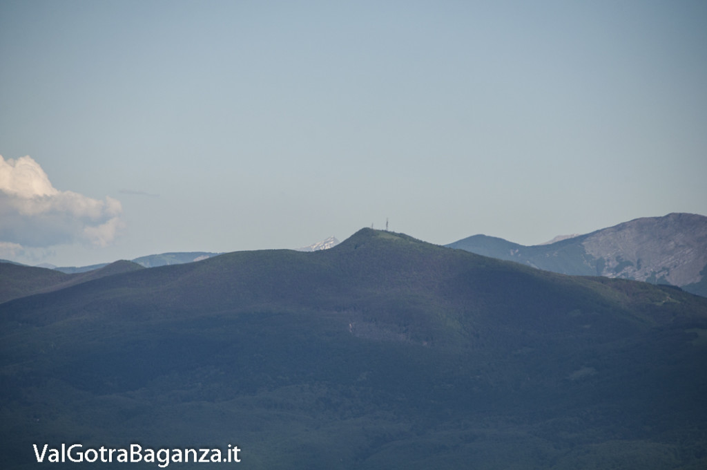 Panorama (195) Monte Molinatico