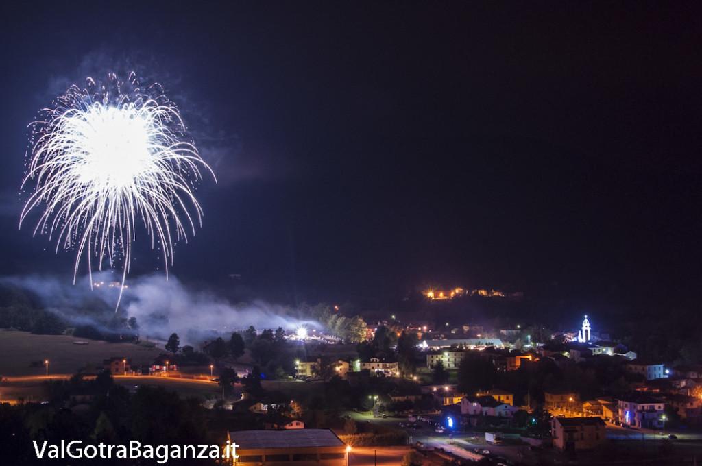 San Terenziano (256) Isola Fuochi artificio