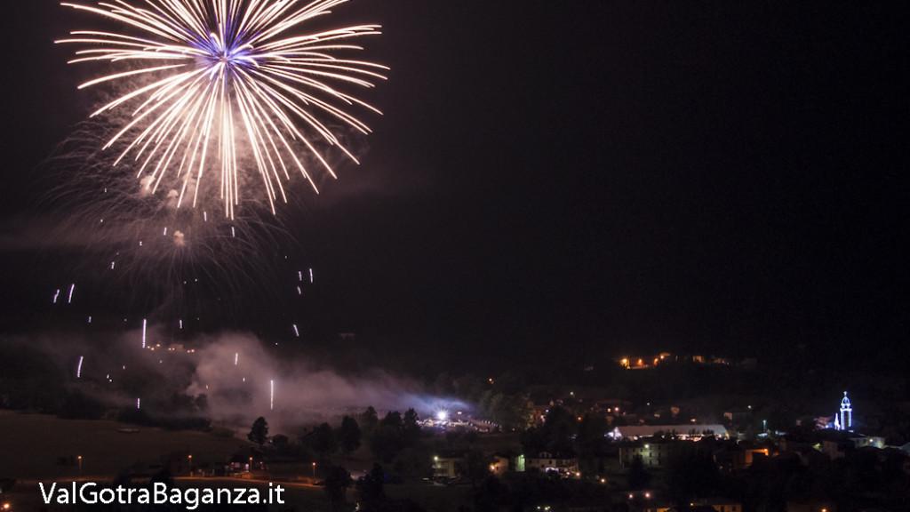 San Terenziano (260) Isola Fuochi artificio