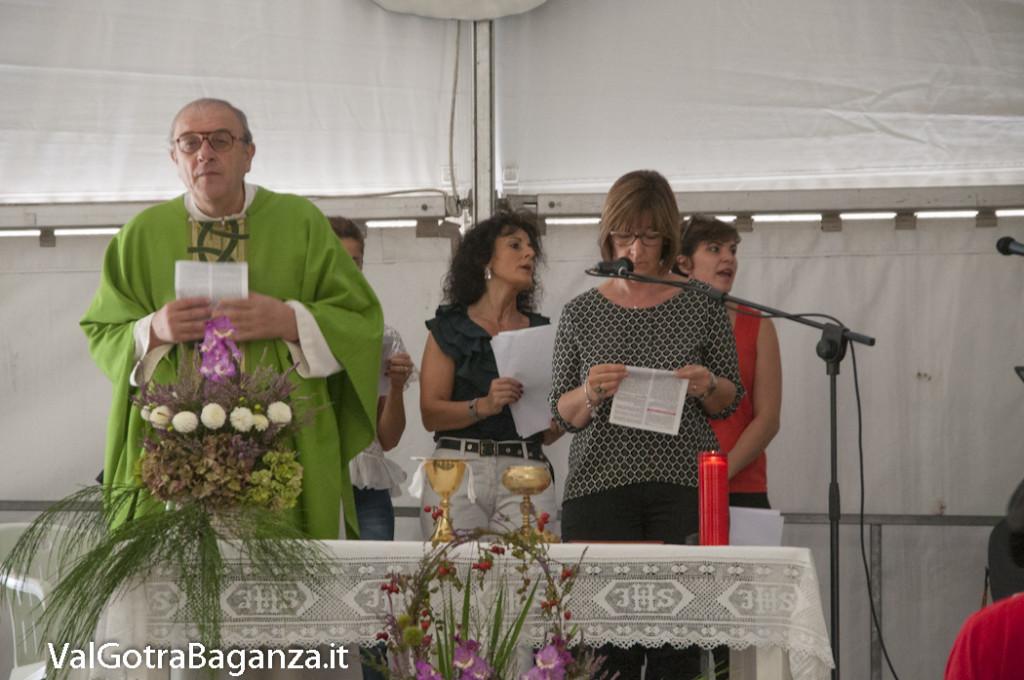 Santa Messa  (119) Fiera Fungo Porcino Albareto