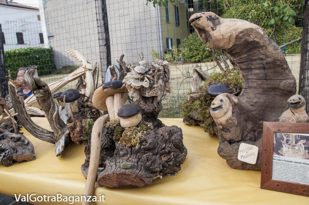 Sculture in legno(113) Pier Luigi Feci  Pasquale Brizzi