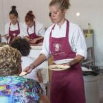 Show Cooking Istituto Enogastronomico (111) Fiera Fungo Porcino Albareto