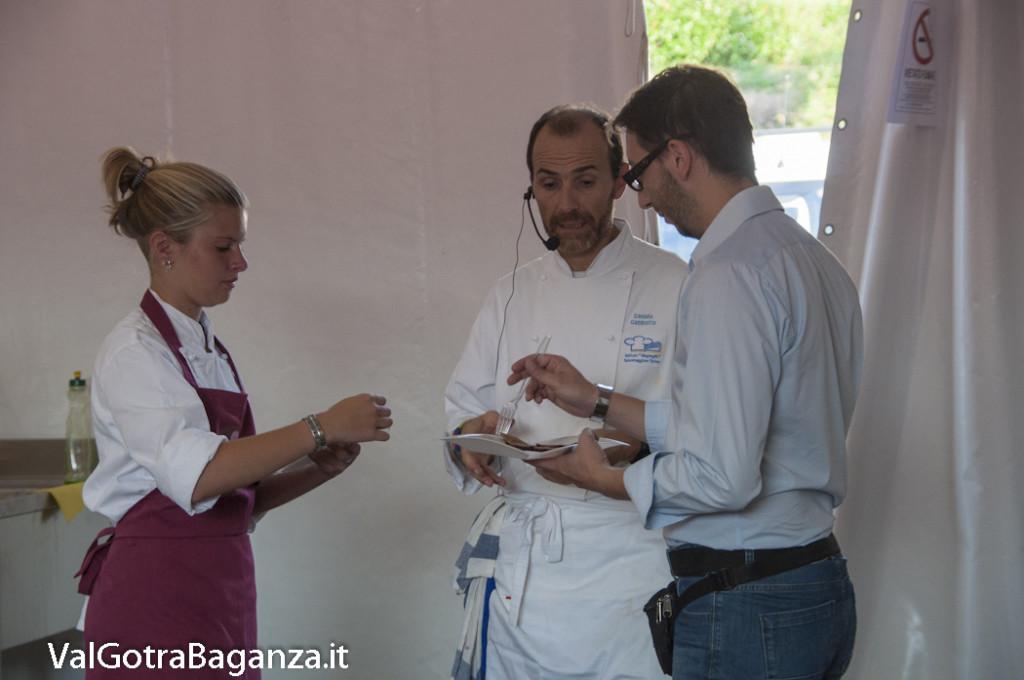 Show Cooking Istituto Enogastronomico (122) Fiera Fungo Porcino Albareto
