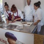 Show Cooking Istituto Enogastronomico (136) Fiera Fungo Porcino Albareto