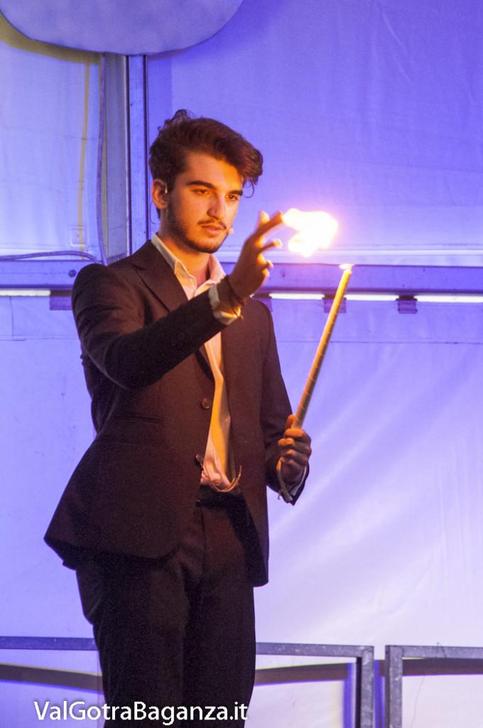 Spettacolo magia (174) Magik Albert