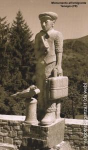 tarsogno Monumento Emigrante