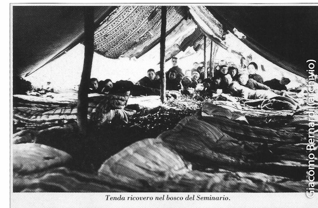 Bedonia 1927 Tende