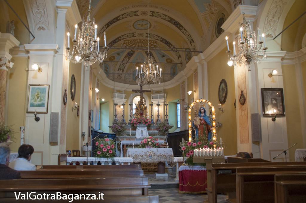 Cacciarasca (100) Madonna del Rosario