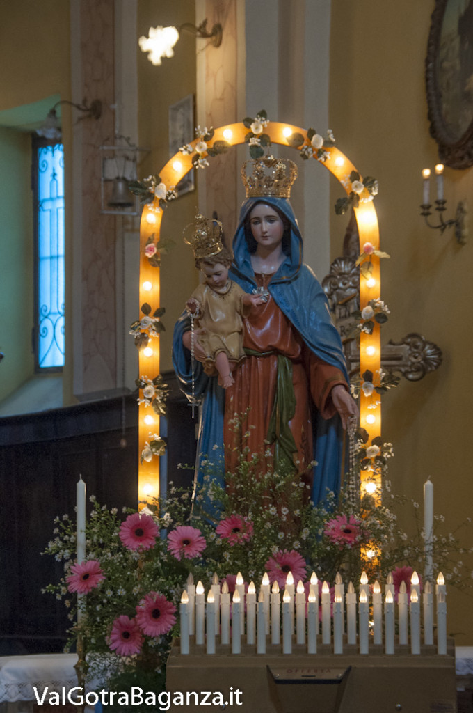 Cacciarasca (102) Madonna del Rosario