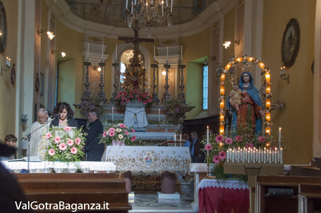 Cacciarasca (109) Madonna del Rosario