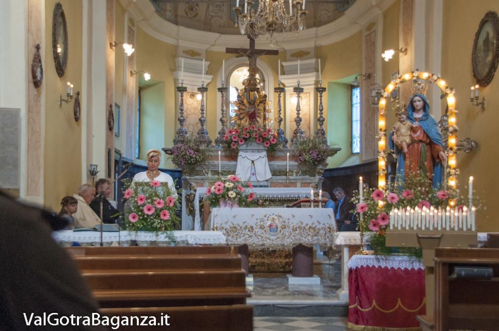 Cacciarasca (110) Madonna del Rosario