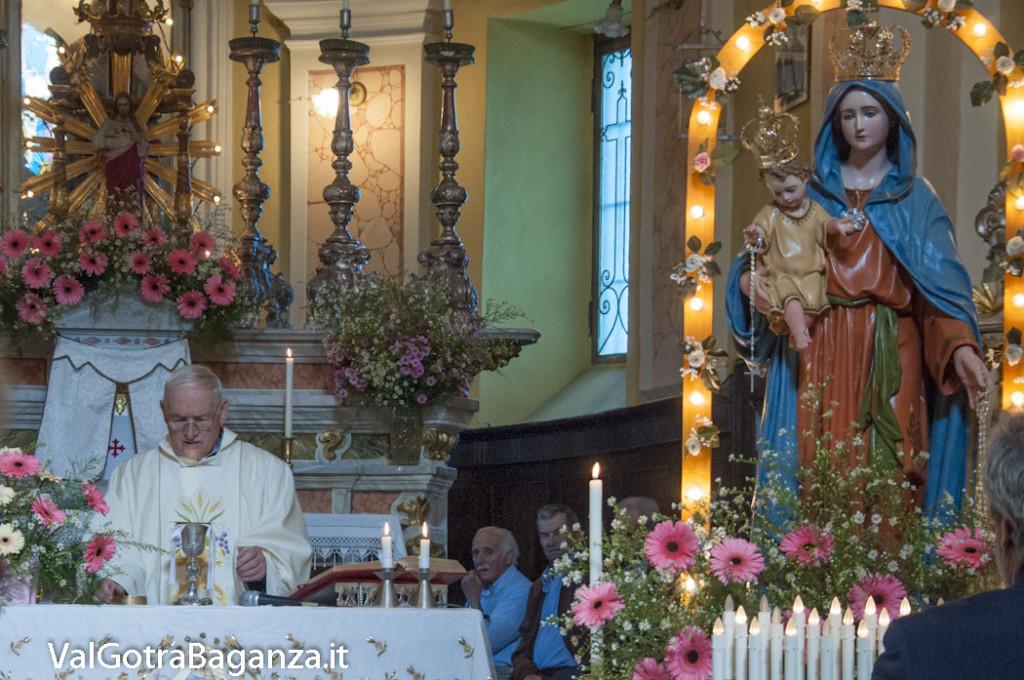Cacciarasca (119) Madonna del Rosario