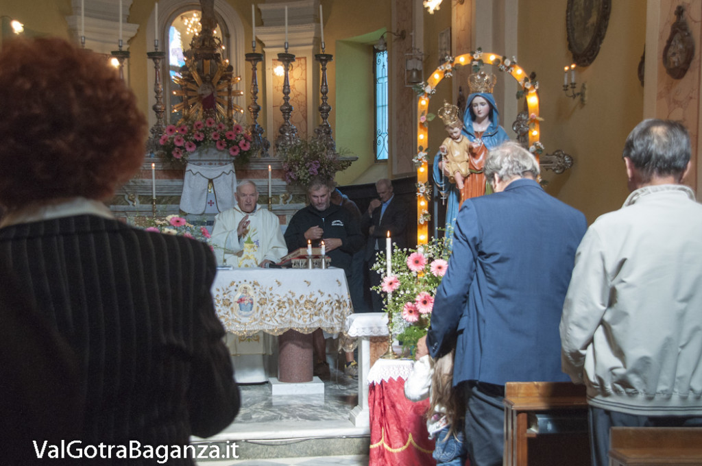Cacciarasca (132) Madonna del Rosario