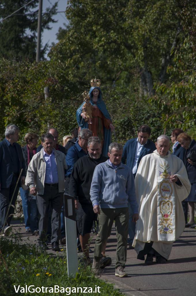 Cacciarasca (156) Madonna del Rosario