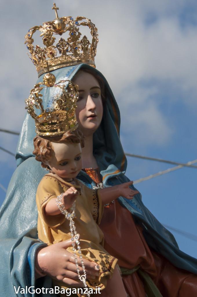 Cacciarasca (166) Madonna del Rosario