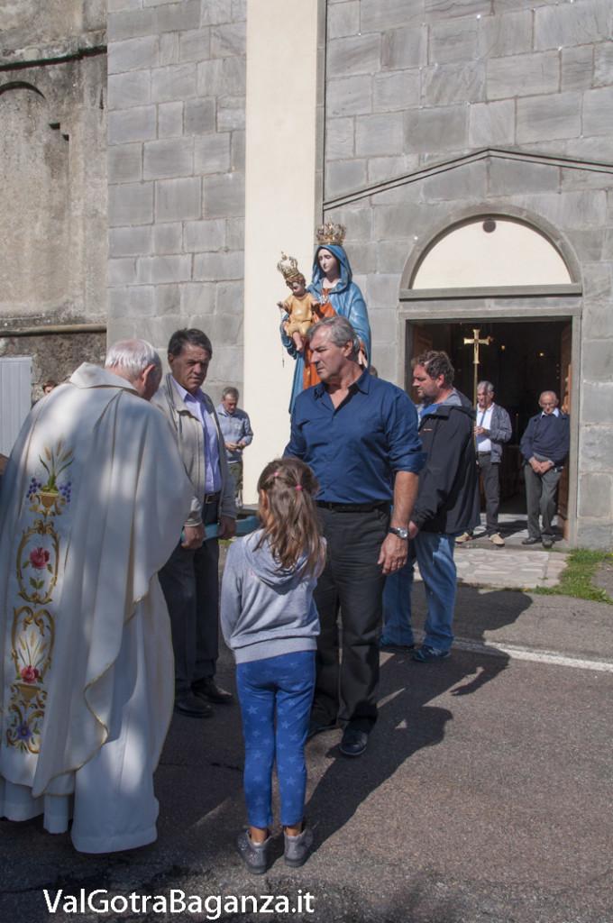 Cacciarasca (175) Madonna del Rosario