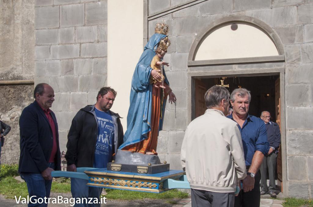 Cacciarasca (179) Madonna del Rosario
