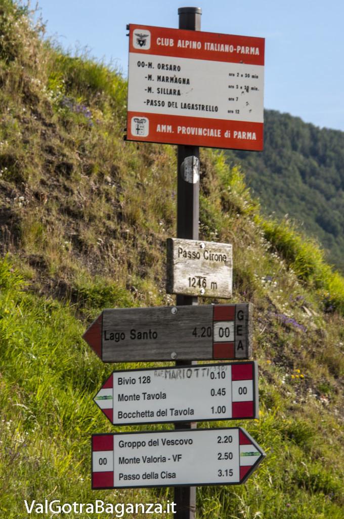 Corniglio (120) Passo Cirone