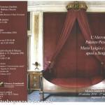 L'alcova di Palazzo Picenardi Maria Luigia e Neipperg sposi a Borgotaro (100)