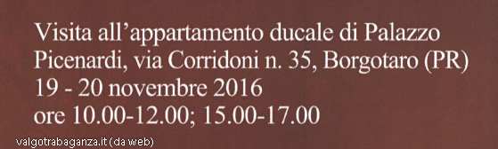 L'alcova di Palazzo Picenardi Maria Luigia e Neipperg sposi a Borgotaro (103)
