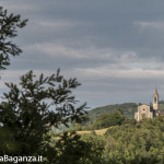 Pennellate nel cielo (120) Baselica Borgotaro