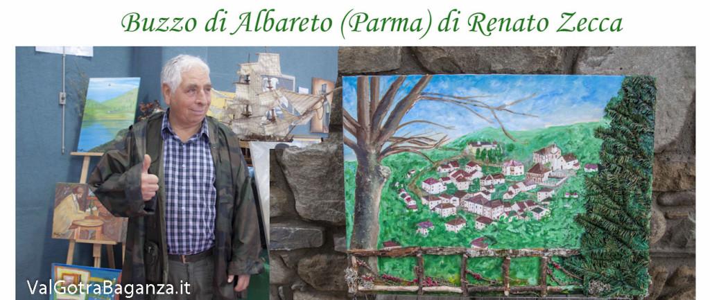 Renato Zecca (100) Panorama Buzzo Albareto