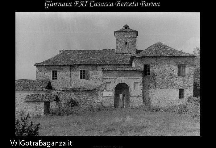 Casacca Berceto Parma