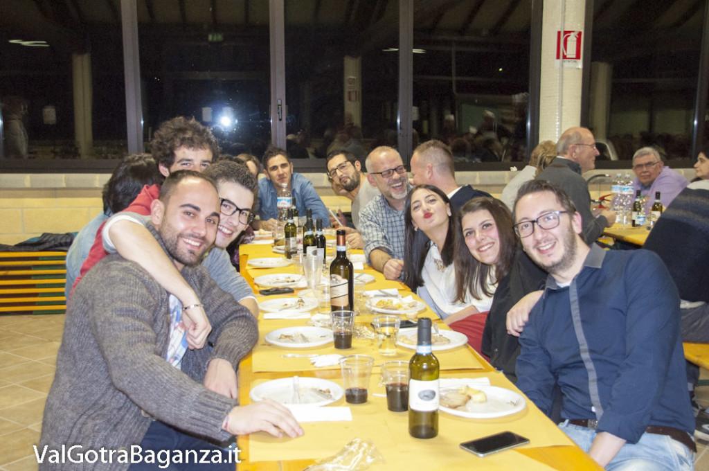 Cena volontari Fiera Fungo Porcino (117) Albareto