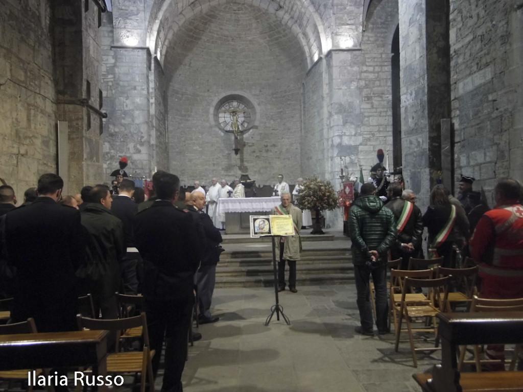 Virgo Fidelis (538) festa Berceto