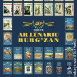 Ar Lünariu burg'zan 40° edizione