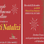 Concerti Natalizi Corpo Bandistico Borgotarese Fornovese
