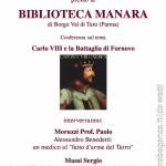 Conferenza Biblioteca Borgotaro