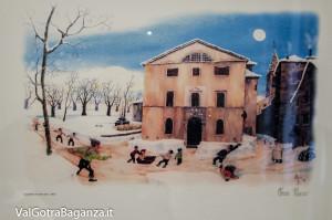 Mostra-mercato stampe (107) S' v'duma p'r l' fest' Ar Natal' burg'zan