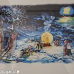 Mostra-mercato stampe (130) S' v'duma p'r l' fest'  Ar Natal' burg'zan